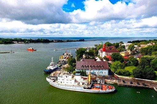 Экскурсия в Балтийск