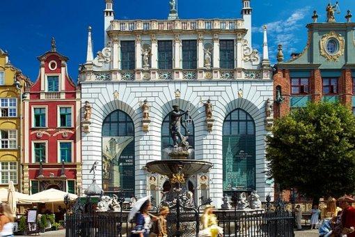 Экскурсия в Гданьск