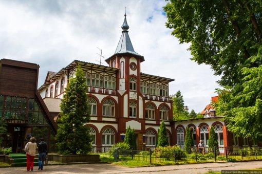 Экскурсия в Светлогорск