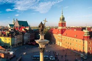 Варшава Калининград